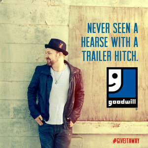 Kristian Bush 'Never Seen A Hearse With a Trailer Hitch' #giveitaway Promotion