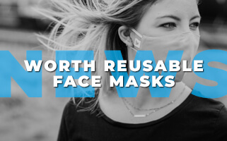 Worth Reusable Face Masks