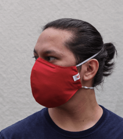 The Worker Adult Face Mask Worth